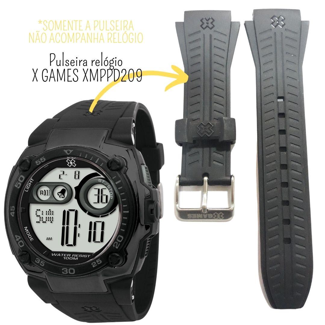 Pulseira Relógio X-Games XMPPD209