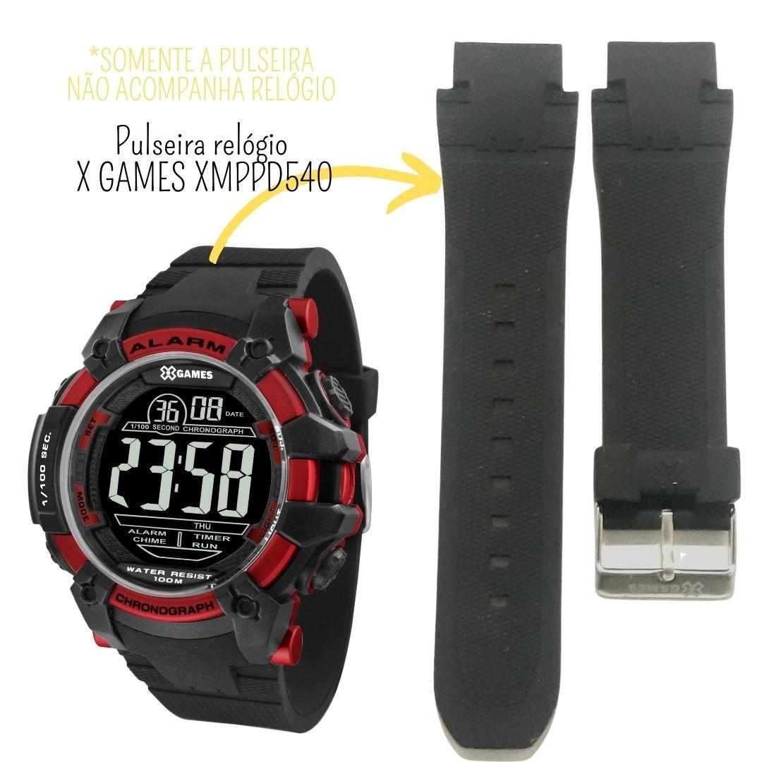 Pulseira Relógio X-Games XMPPD540