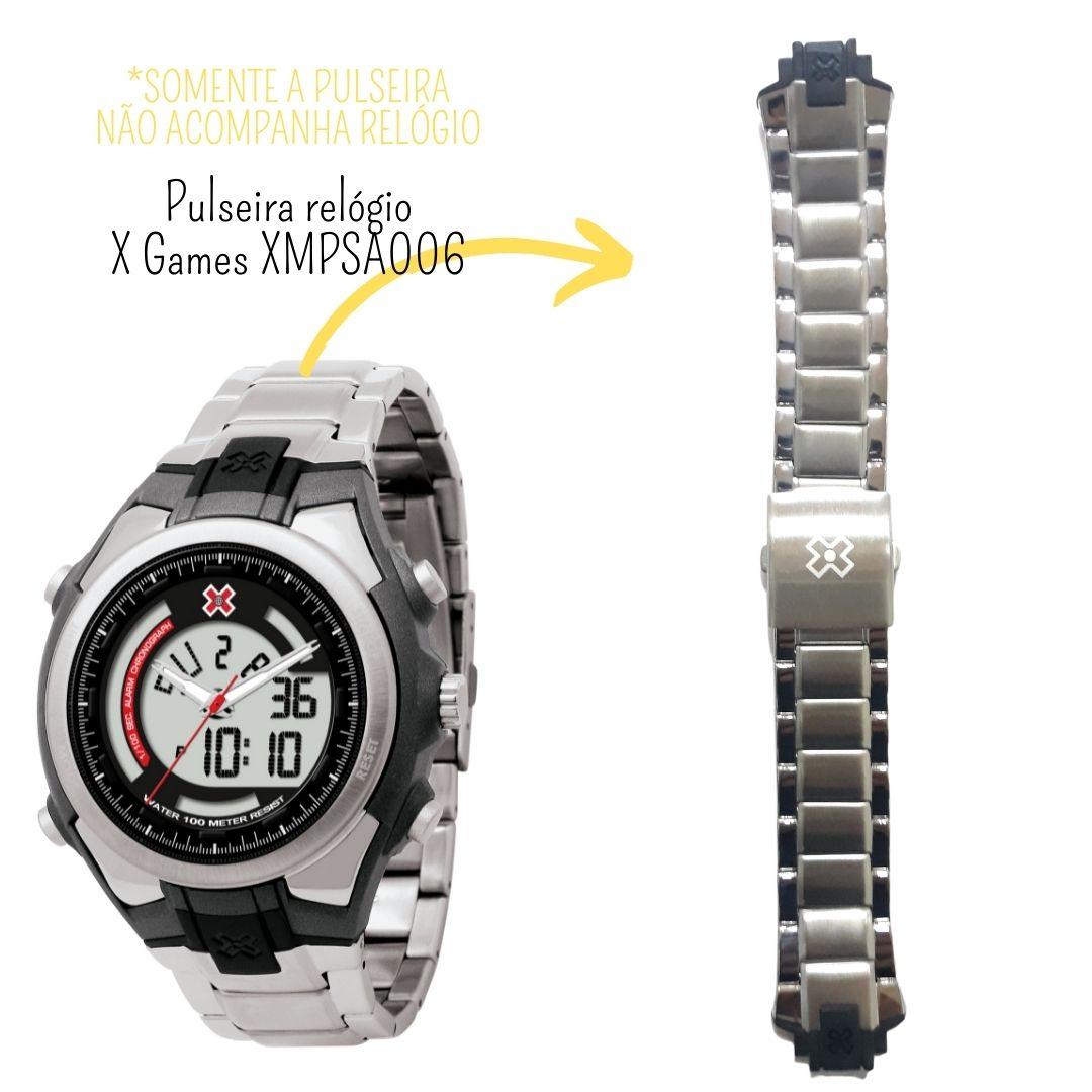 Pulseira Relógio X-Games XMPSA006