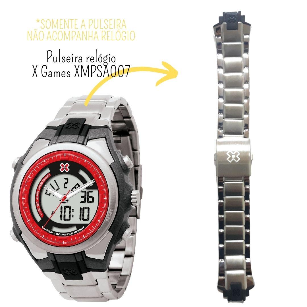 Pulseira Relógio X-Games XMPSA007