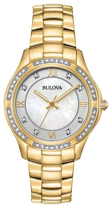 Relógio Bulova 98L256