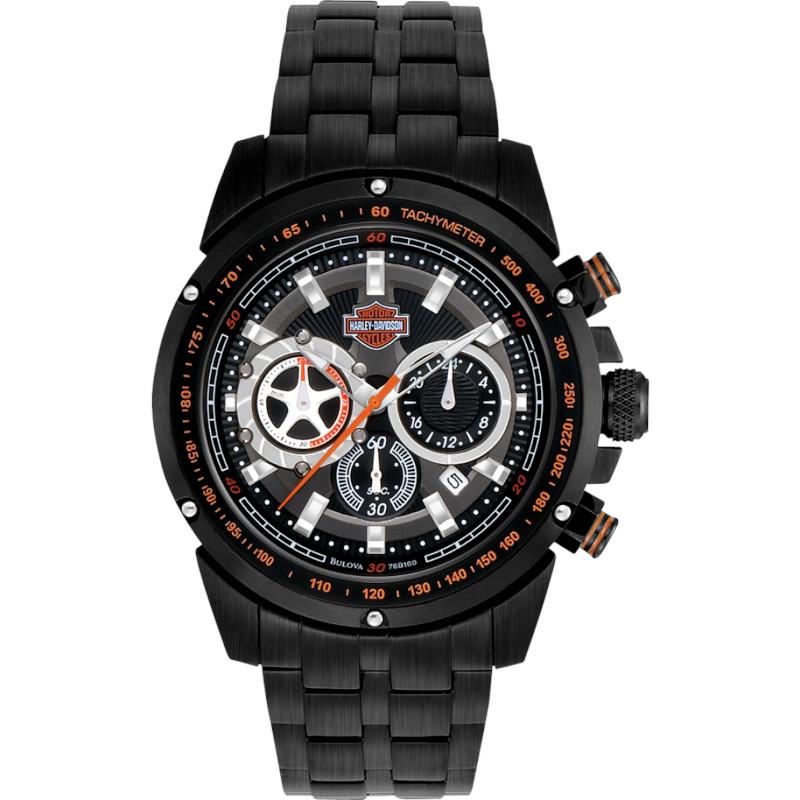 Relógio Bulova Harley Davidson WB31345P
