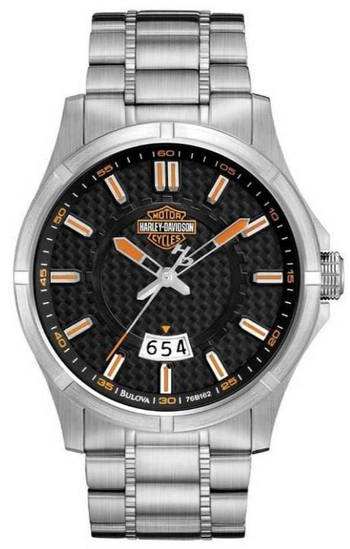 Relógio Bulova Harley Davidson WH30055T