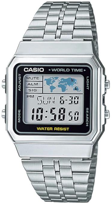 Relógio Casio A500WA-1DF
