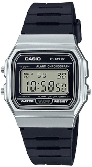 Relógio Casio F-91WM-7ADF