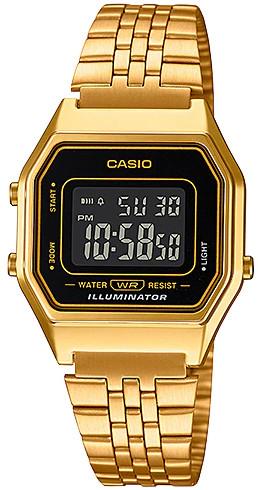 Relógio Casio LA680WGA-1B
