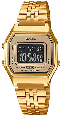 Relógio Casio LA680WGA-9B
