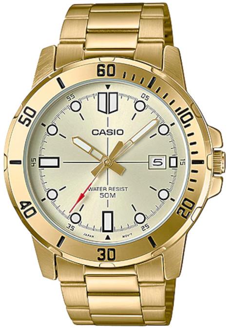 Relógio Casio MTP-VD01G-9EVUDF
