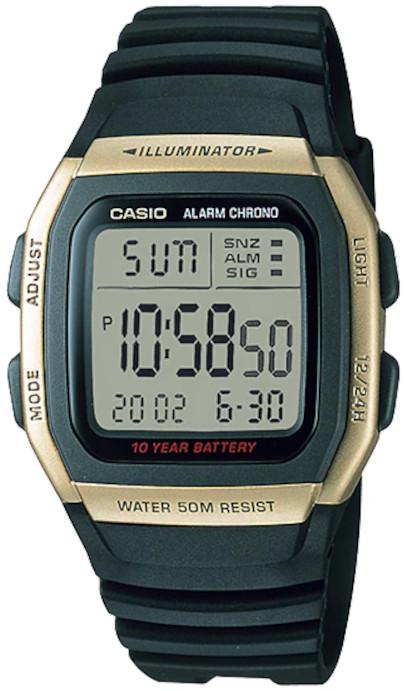 Relógio Casio W-96H-9AVDF