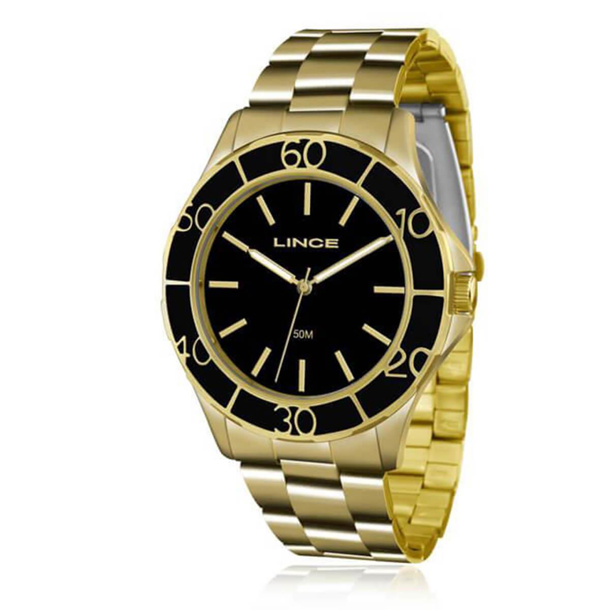 Relógio Lince LRGJ067LKU95621752
