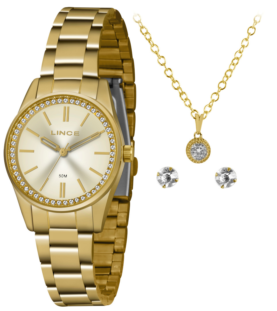 Relógio Lince LRGJ110L KY60 C1KX