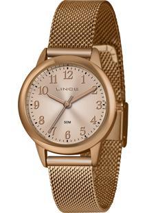 Relógio Lince LRR4653LR2RX
