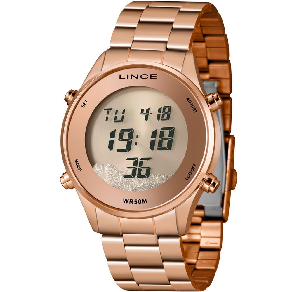 Relógio Lince SDR4638LRXRX