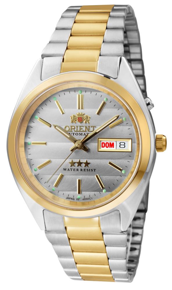 Relógio Orient 469WC1 B1KS
