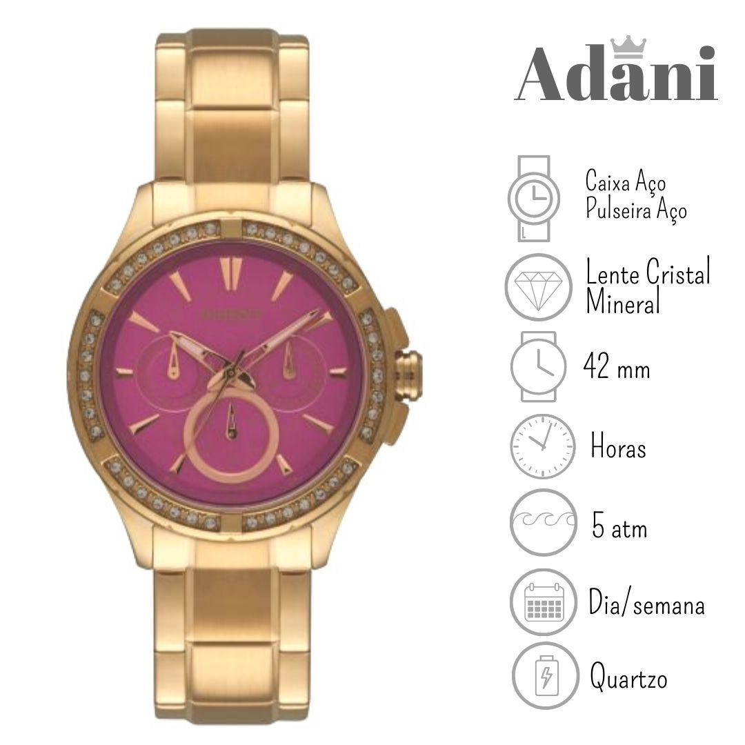 Relógio Orient FGSSM043 R1KX