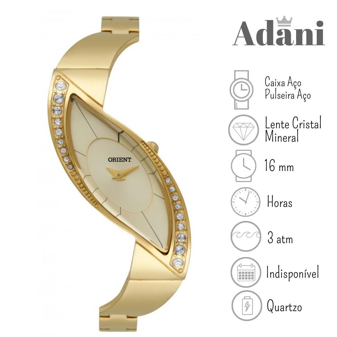 Relógio Orient LGSS0051 C1KX