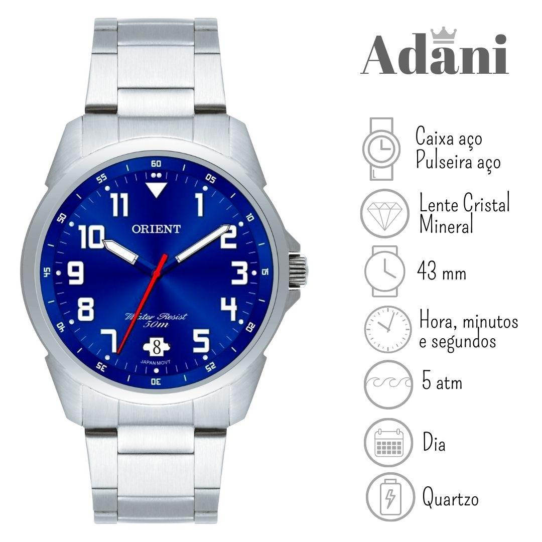 Relógio Orient MBSS1154A D2SX