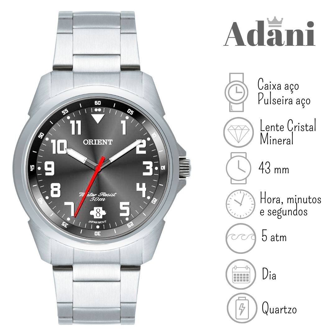 Relógio Orient MBSS1154A G2SX