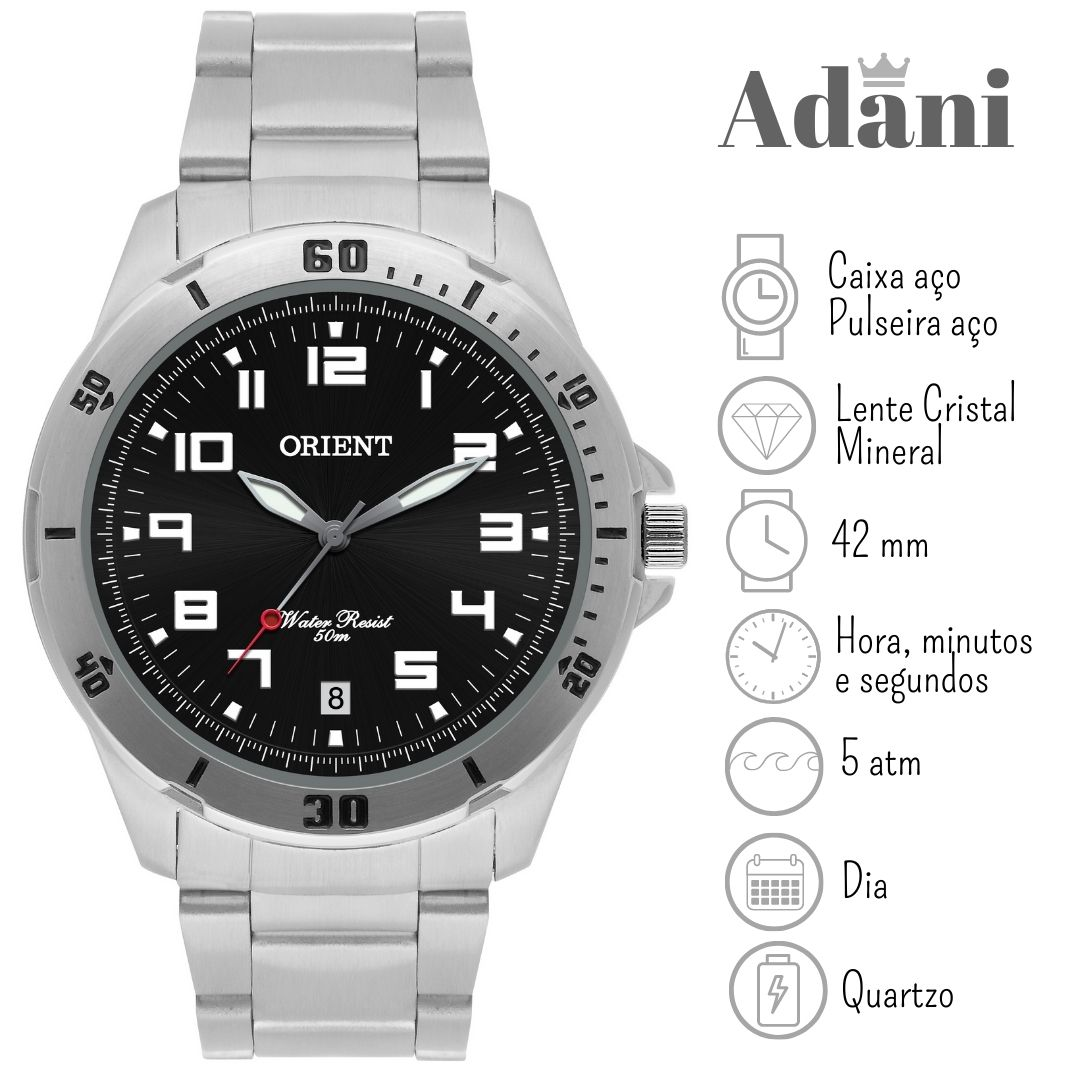 Relógio Orient MBSS1155A P2SX