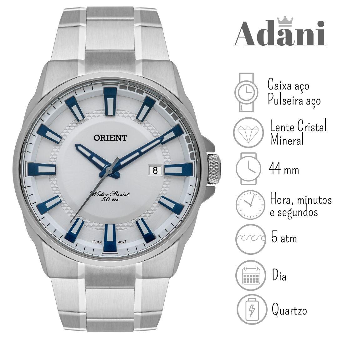 Relógio Orient MBSS1369 S1SX