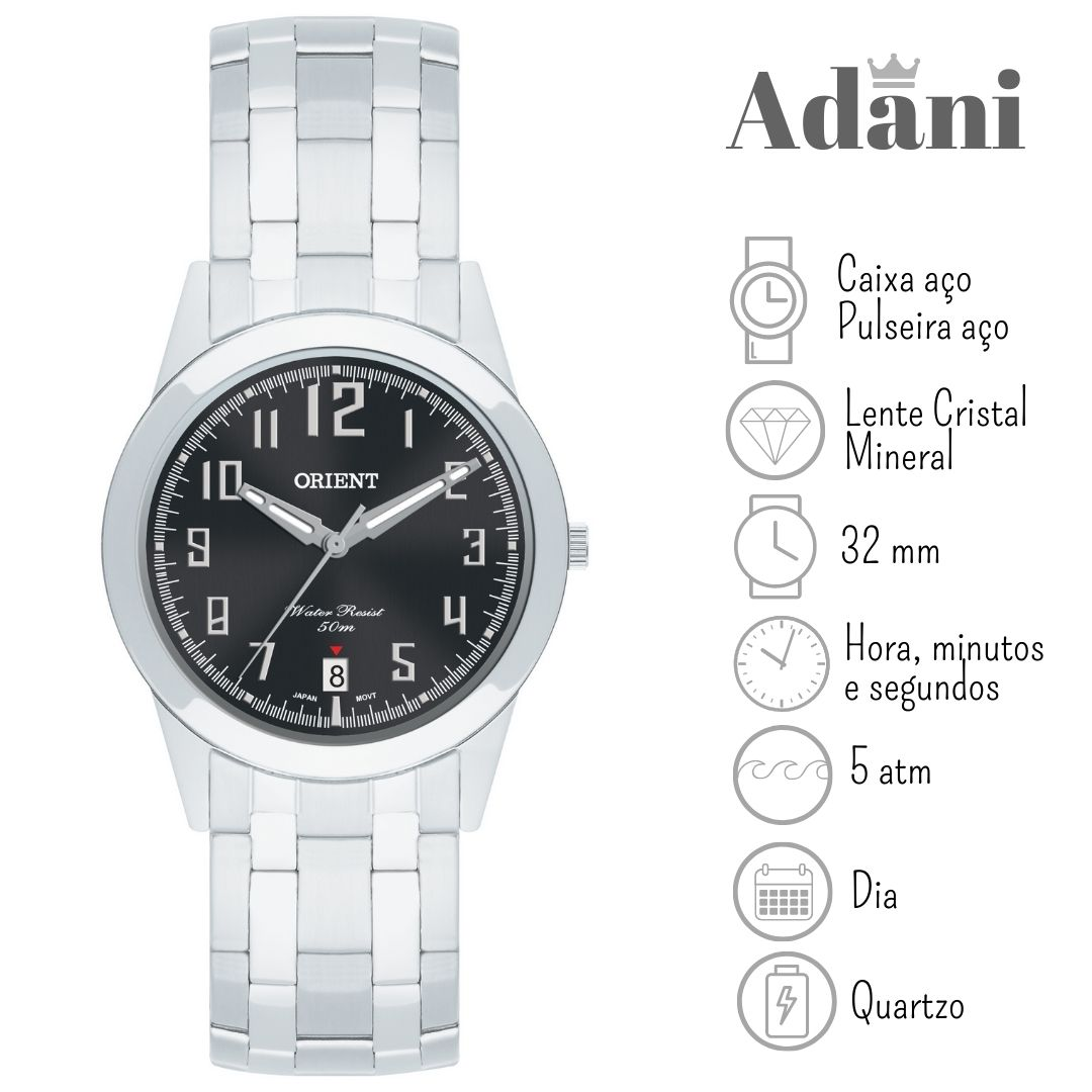 Relógio Orient MGSS1132A P2SX