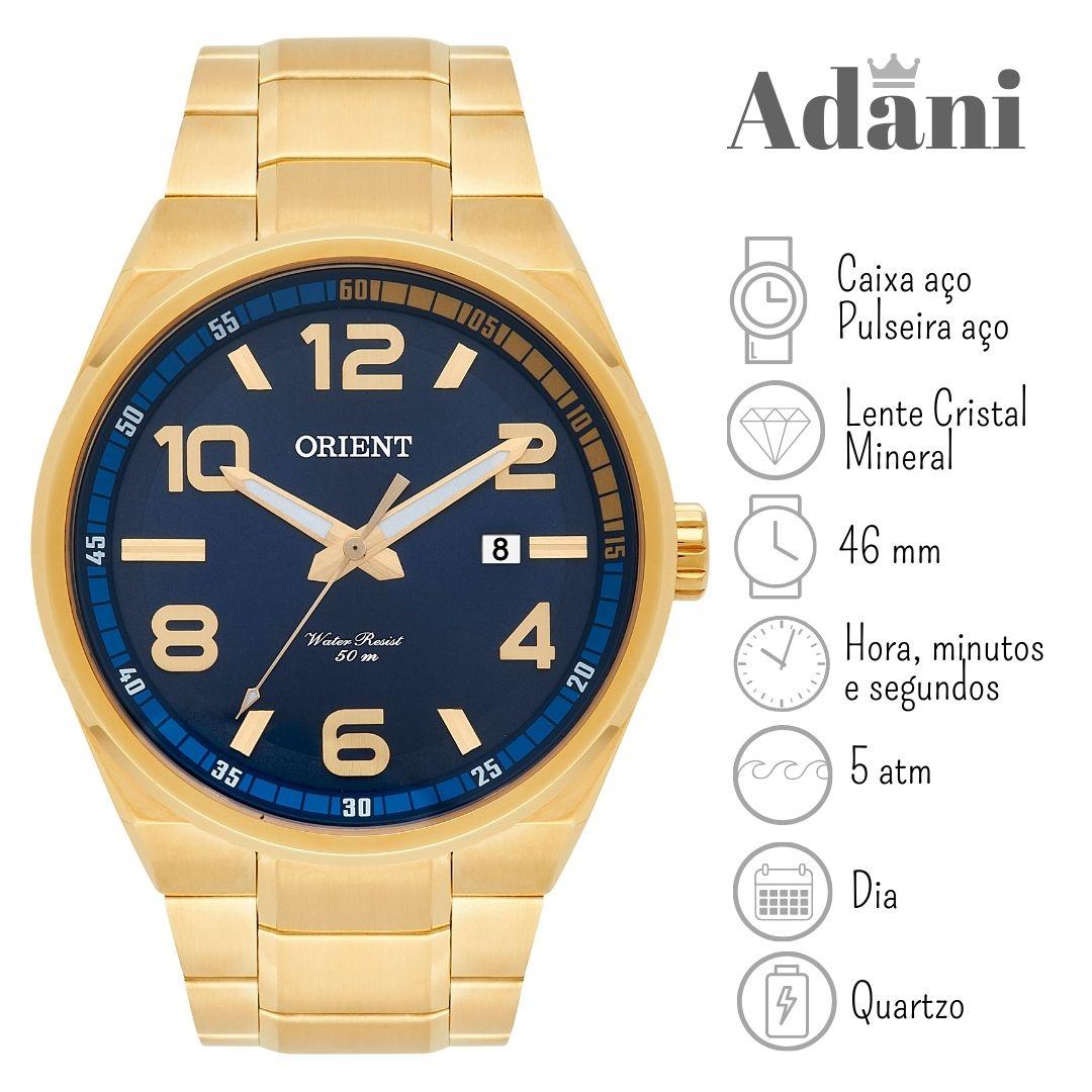 Relógio Orient MGSS1134 D2KX