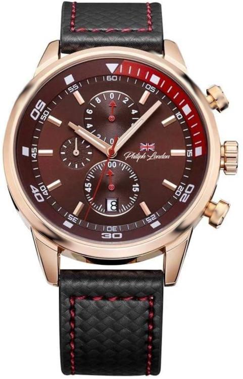 Relógio Philiph London PL80051612M