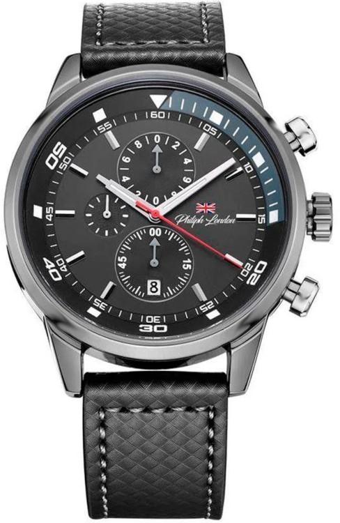Relógio Philiph London PL80052612M