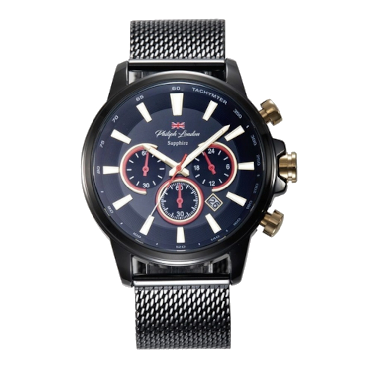 Relógio Philiph London PL80103613M