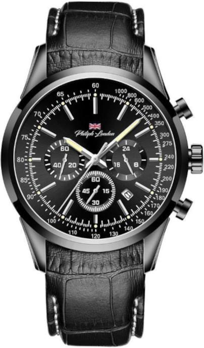 Relógio Philiph London PL80172612M