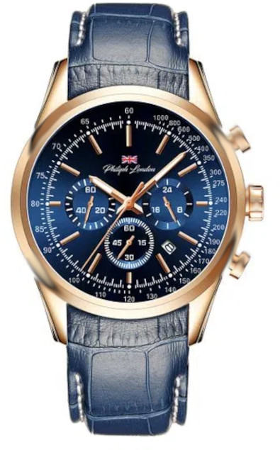 Relógio Philiph London PL80175612M