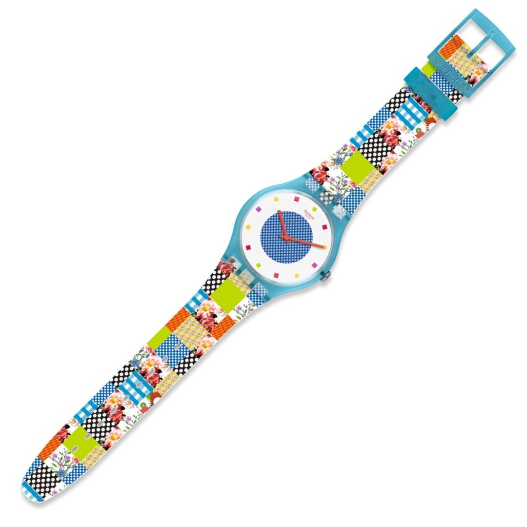 Relógio Swatch - Quilted Time - SUOS108