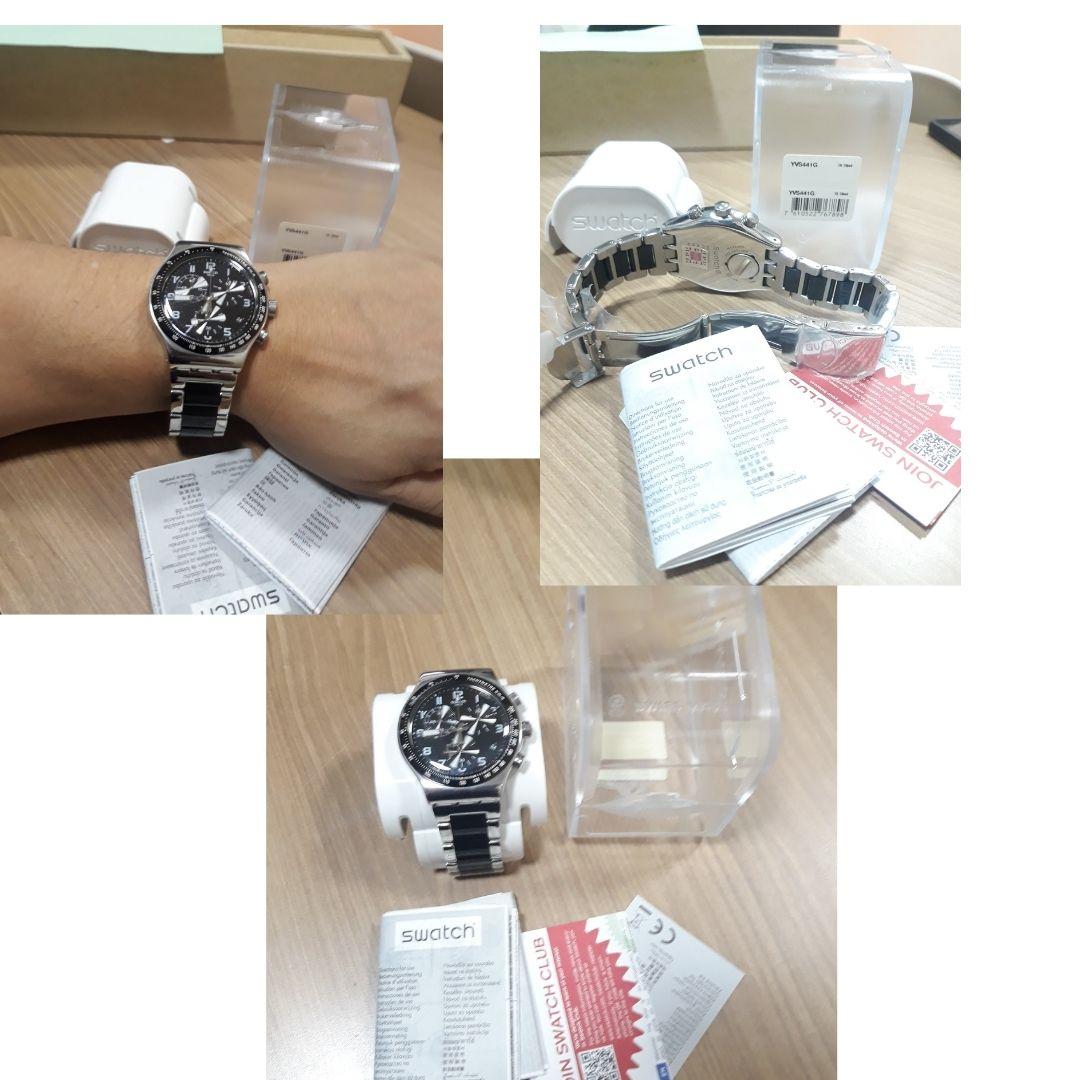 Relógio Swatch YVS441G