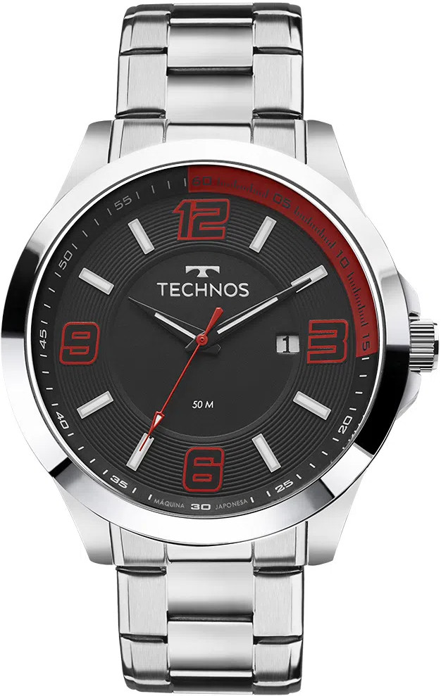 Relógio Technos 2115KLM/1R