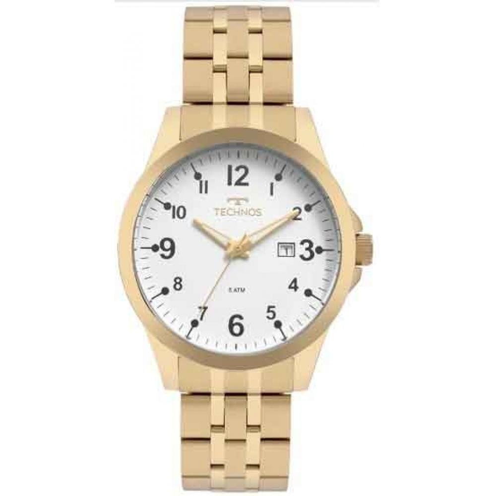 Relógio Technos 2115MQD-4B