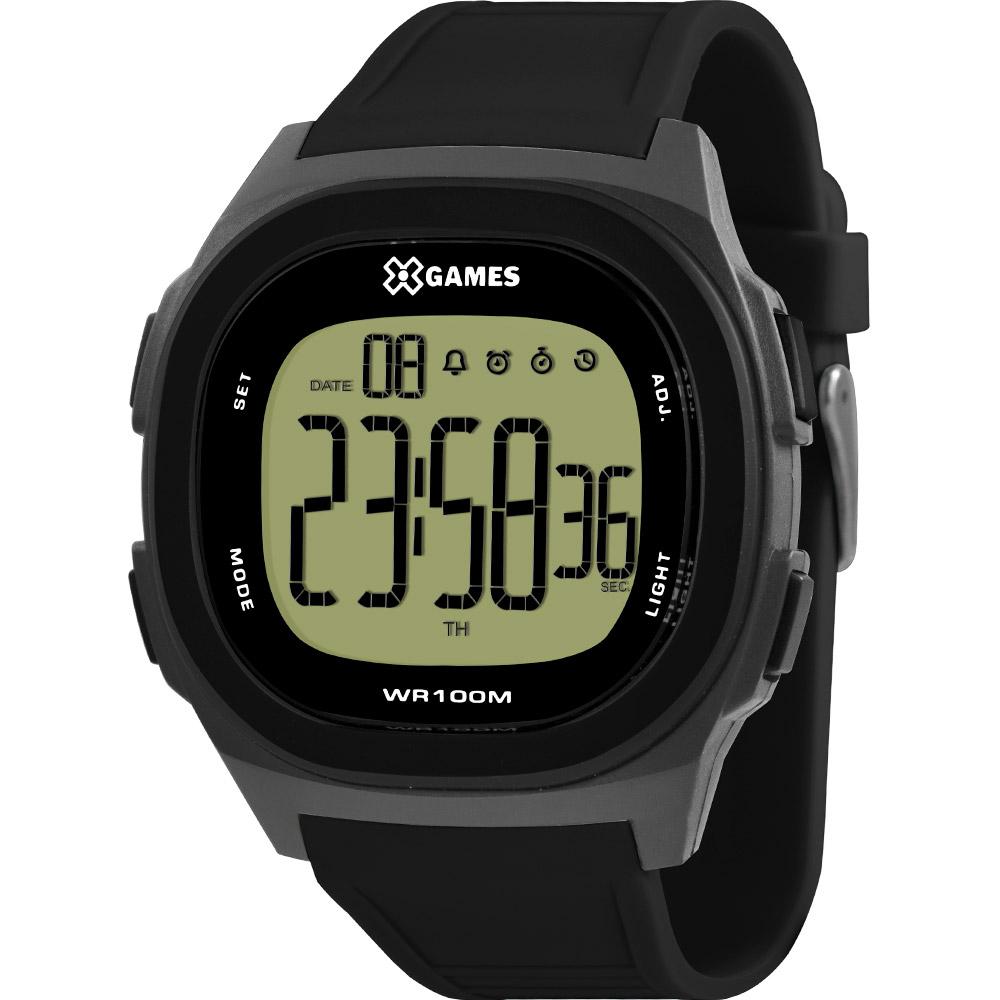 Relógio X-GAMES XGPPD128EXPX