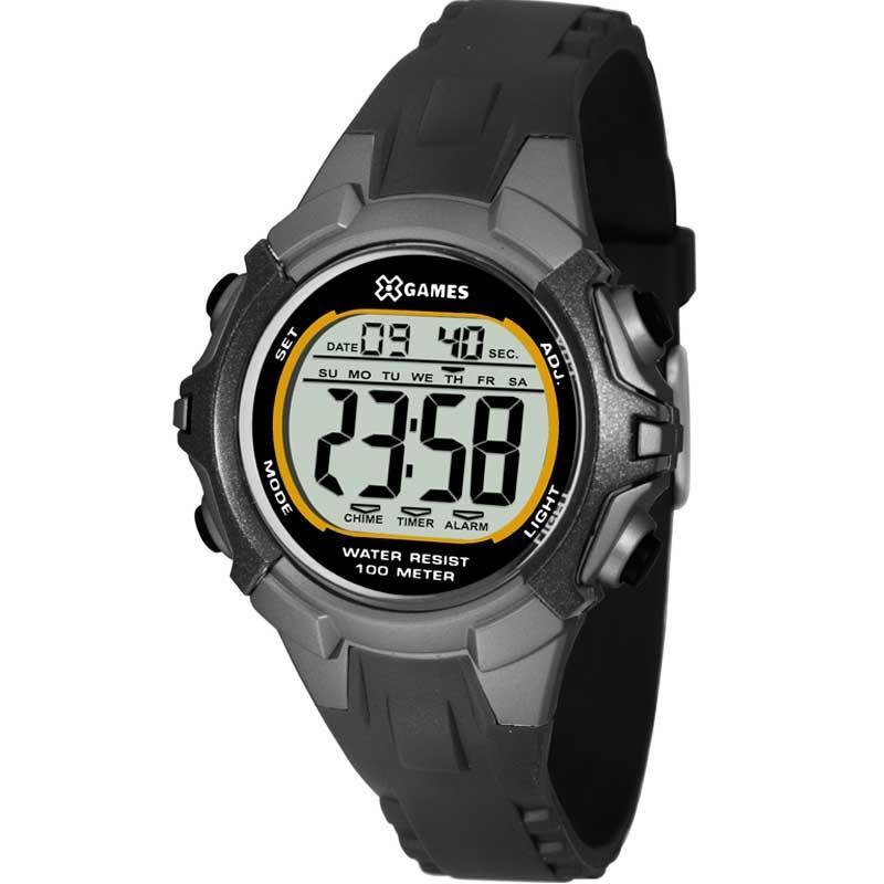 Relógio X-GAMES   XKPPD055BXPX