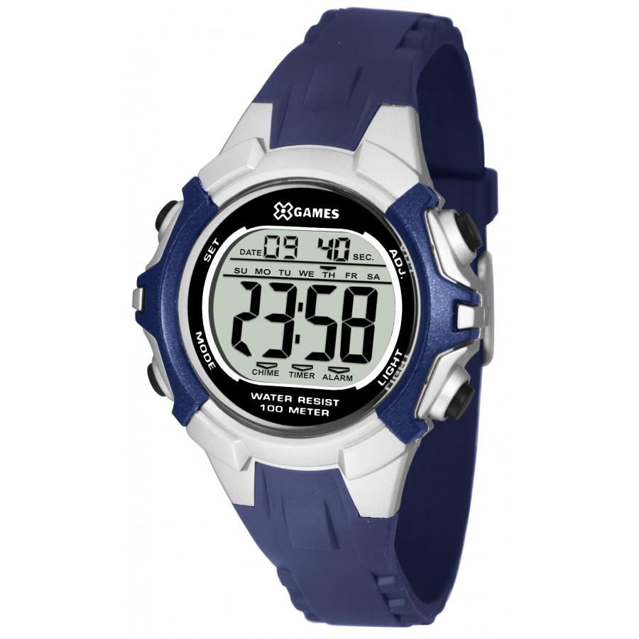 Relógio X-GAMES   XKPPD058BXDX