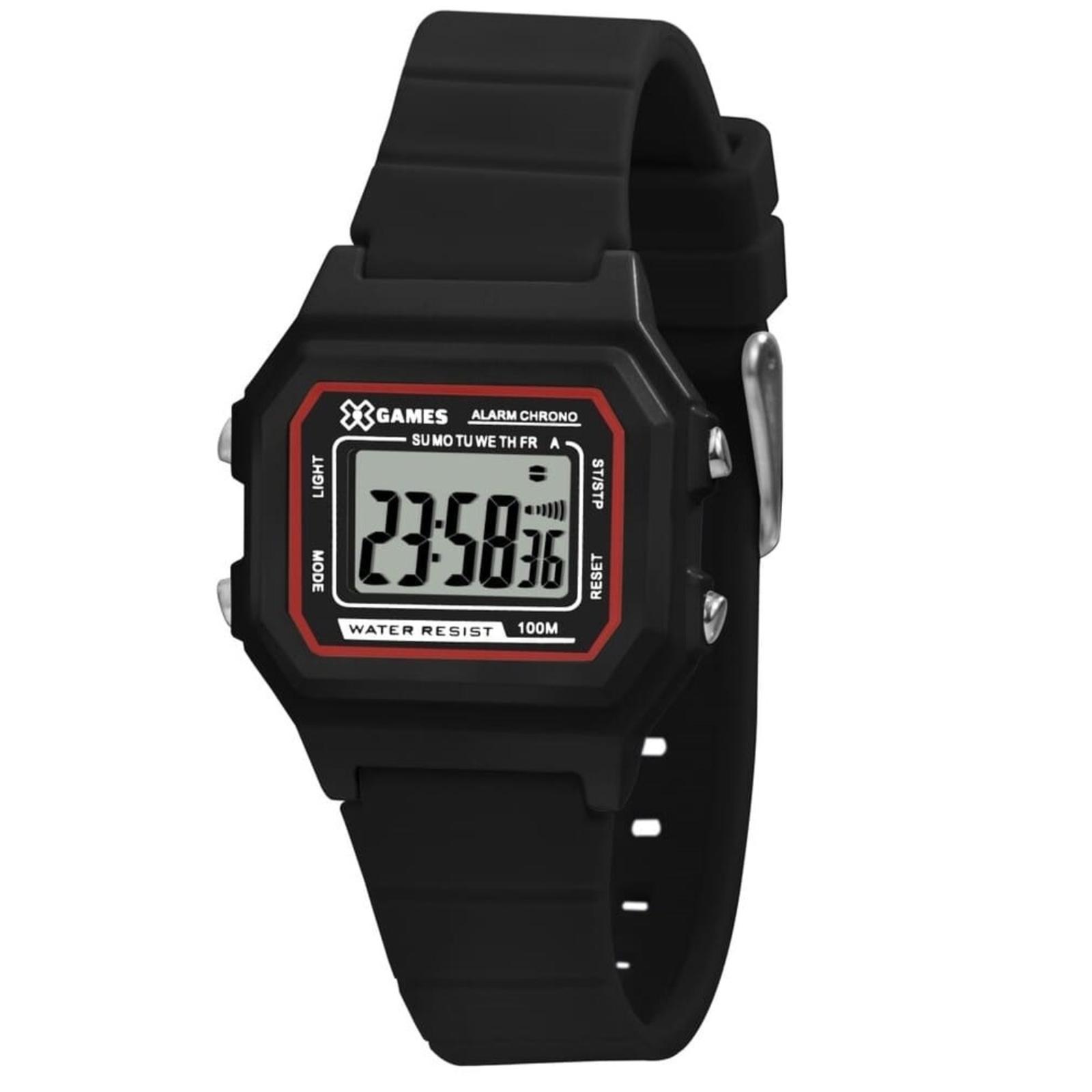 Relógio X-GAMES   XKPPD074BXPX
