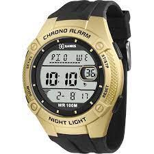 Relógio X-GAMES   XMPPD444BXPX