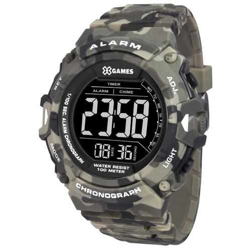 Relógio X-GAMES XMPPD488PXEP