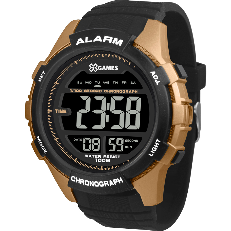 Relógio X-GAMES XMPPD535PXPX