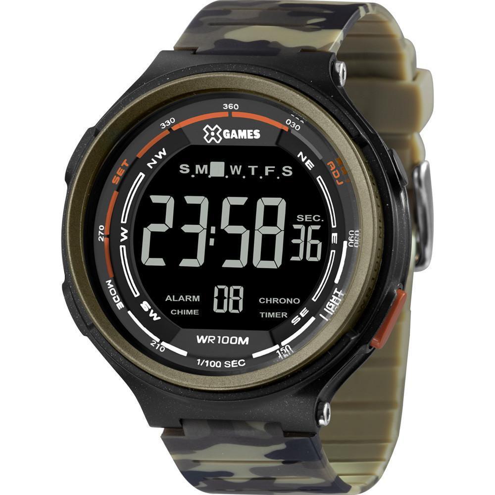 Relógio X-GAMES   XMPPD572PXEF