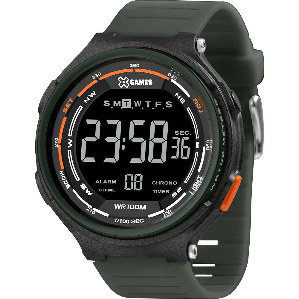 Relógio X-GAMES XMPPD573PXEX