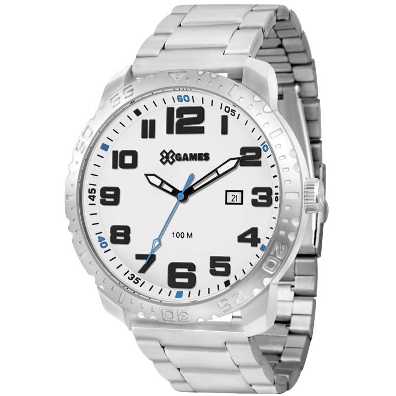 Relógio X-GAMES   XMSS1010B2SX