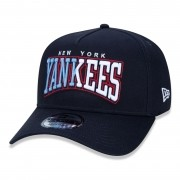 BONÉ 9FIFTY ABERTO A-FRAME NEW YORK YANKEES MLB
