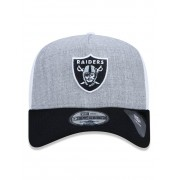 BONÉ 9FORTY A-FRAME NFL OAKLAND RAIDERS FRESH ESTABLISHED