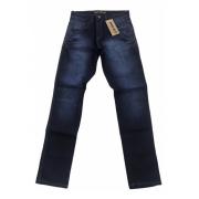 Calca Jeans Hands Off Escura