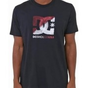 Camiseta Dc Shoes Docwater - Preto