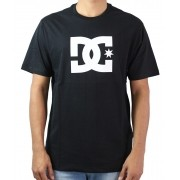 Camiseta Dc Shoes Logo Branco